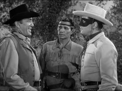 The Lone Ranger | S01 E43 | Outlaw of the Plains | Full Episode