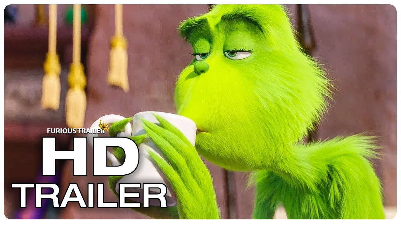 Download The Grinch Trailer #1 (NEW 2018) Benedict Cumberbatch Disney Animated Movie HD