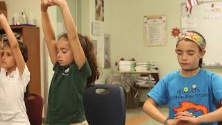 JustBE Mindfulness Practices for Kids - Calming Movements