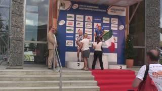 2009 EK MTB Marathon Masters - Podium Fons Moors