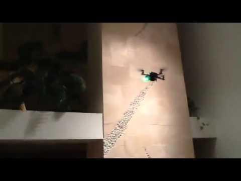 Palm-sized Mini Quadcopter using Arduino Pro Mini