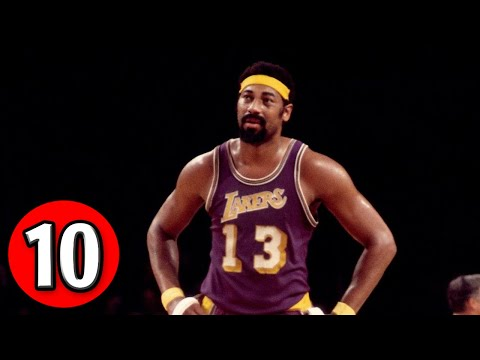 Wilt Chamberlain Top 10 Plays of Career