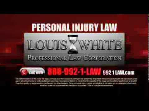 Louis | White Professional Law Corporation – Personal Injury Attorney in Sacramento