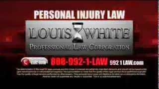 Louis | White Professional Law Corporation - Personal Injury Attorney in Sacramento
