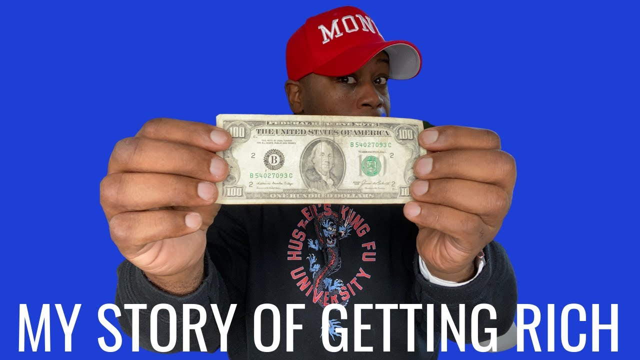 My Story of Getting Rich in America a lesson in Decisions in Life