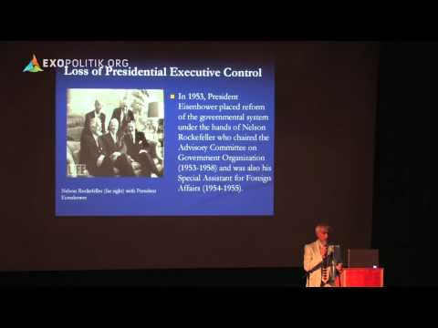 The development of U.S. policy on extraterrestrial life & technology (Michael Salla, PhD)