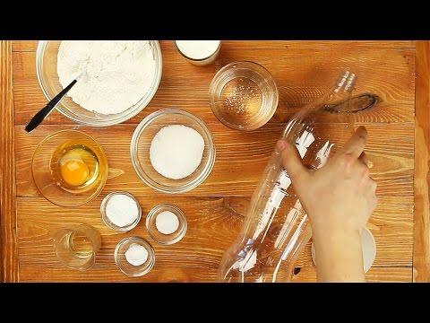 Пышные блины в бутылке - Рецепты от Со Вкусом