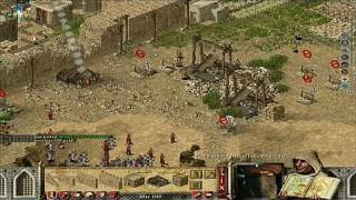 Stronghold Crusader Extreme PC Games Gameplay - Major