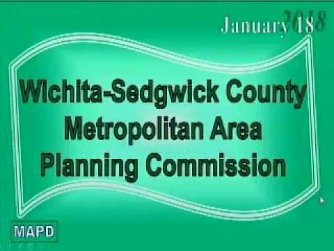 Wichita/Sedgwick County MAPC Meeting January 18, 2018