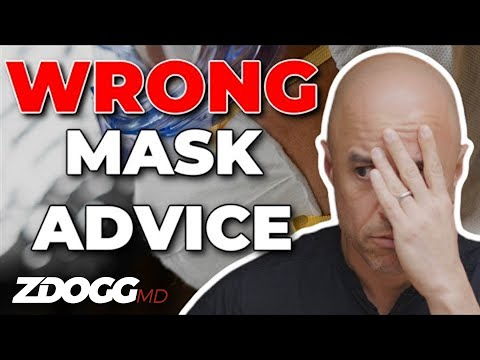 Did We Hurt Healthcare Workers With Bad Mask Advice?