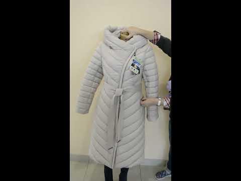 Женское зимнее пальто на тинсулейте Фелиция, TM Nui Very, Украина