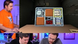 Keep Talking and Nobody Explodes: Giant Bomb Quick Look [Extended HD Gameplay]