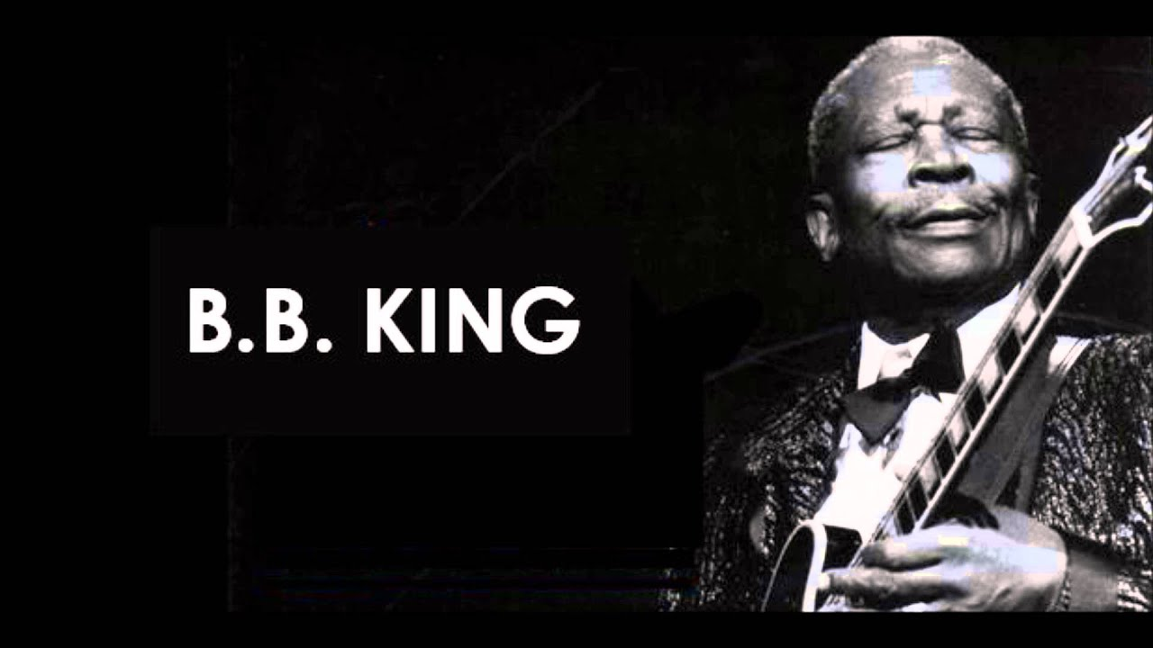 Blues Improvisation Tribute To B B King Rip