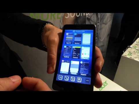 Acer liquid Z520 anteprima • Techzilla.it | MWC 2015