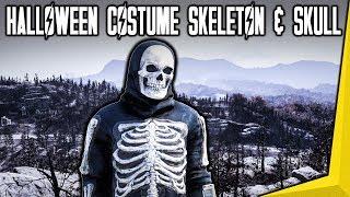 Fallout 76 - Halloween Costume Skeleton & Skull - Location Guide