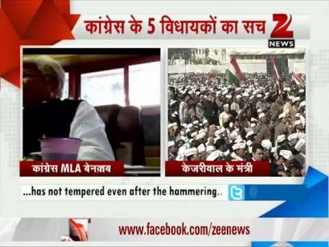 Arvind Kejriwal becomes Delhi CM; ministers take oath