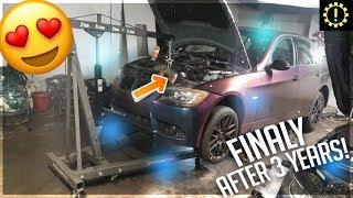 MY BMW IS FINALLY BACK!