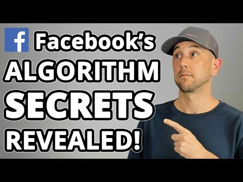 Facebook's Algorithm For Ads Exposed!  3 Ways To Manipulate FB's Algorithm Revealed