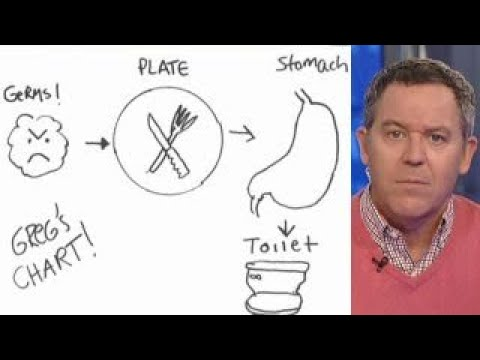 Gutfeld on how liberalism gives you the runs