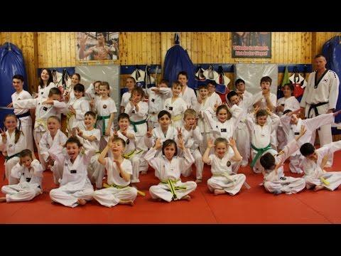 Taekwondo-Training Für Kinder In Der Fight Academy Song Paderborn