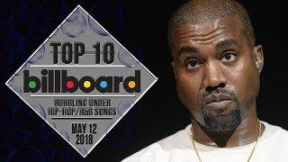 Baixar Top 10 • US Bubbling Under Hip-Hop/R&B Songs • May 12, 2018 | Billboard-Charts