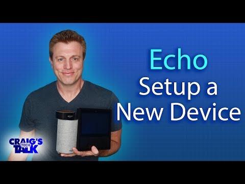 Amazon Echo and Alexa Setup - How to setup your new Echo