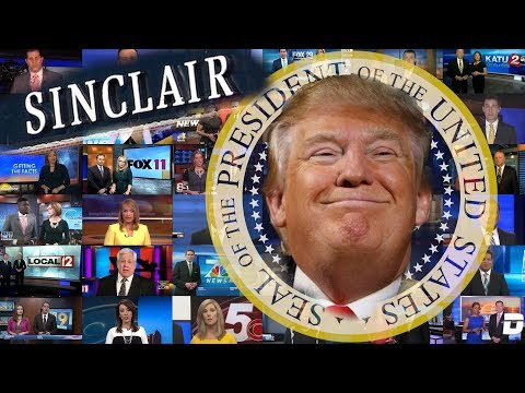 Sinclair Broadcasting: Tax-Cut Lobbying Disguised As Local News