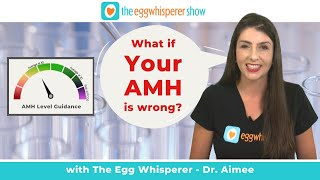 What if your AMH is wrong?