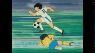 Captain Tsubasa AMV - Die tollen Fussballstars