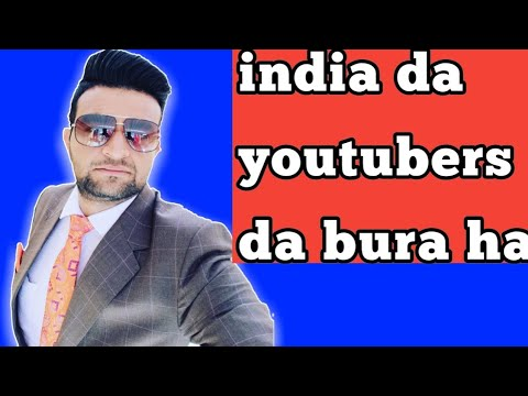 My first video, India da youtubers da hal, technical Guruji, Manoj Day
