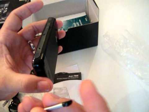 Acer F900 28 août