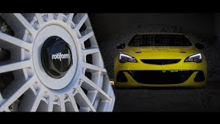 Opel Astra OPC // Bagged // Car Porn