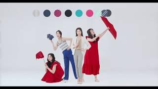 2019 靚星演員作品:【每天、美好出門!】完整版-nifty colors 97克晴雨【涵緯】