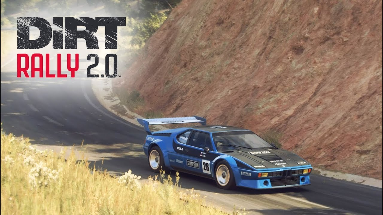 BMW M1 procar | Spain | DIRT rally 2.0