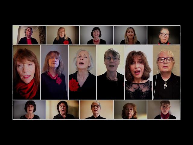 Dublin Airport Singers tribute to Paul Deegan