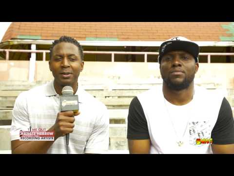 Swag TV's Timeout With Artiste Hebrew and Clarence Joseph