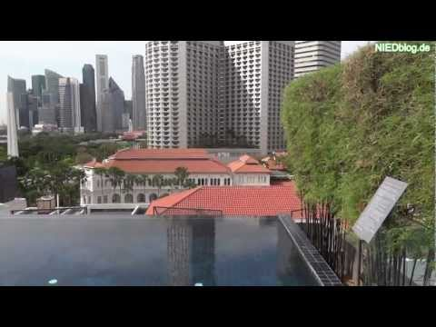 NAUMI Hotel Singapore - Personal Luxury Boutique Hotel with infinity rooftop POOL
