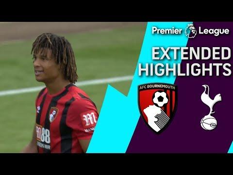 Bournemouth v. Tottenham | PREMIER LEAGUE EXTENDED HIGHLIGHTS | 5/4/19 | NBC Sports