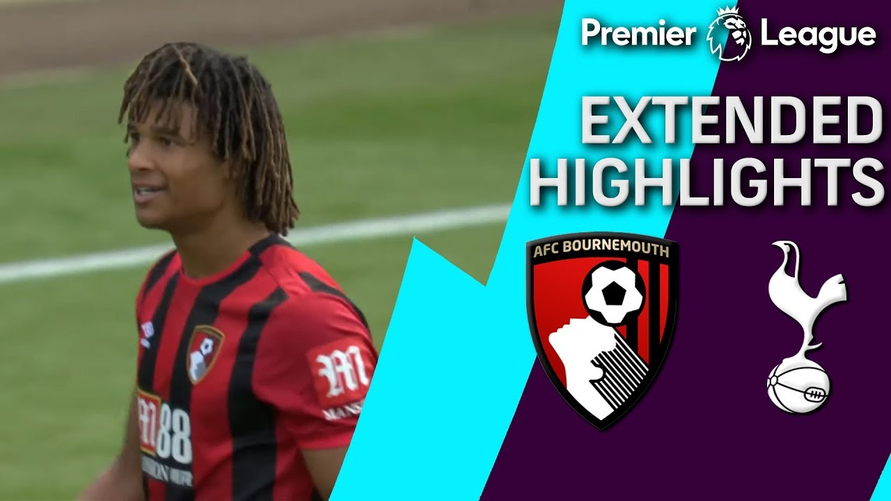 Bournemouth v. Tottenham | PREMIER LEAGUE EXTENDED HIGHLIGHTS | 5/4/19 | NBC Sports