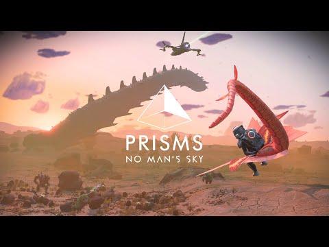 No Mans Sky Prisms Trailer
