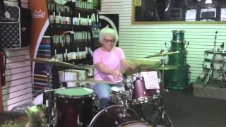 Grandma Drummer thumbnail