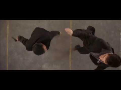 Tsui Hark's amazing, kinetic action-style. Love it!