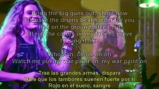 Fletcher - War Paint LYRICS - SUB ESPAÑOL