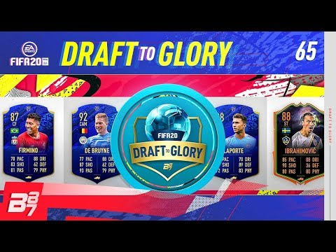 THIS TOTY NOMINEE IS A MADNESS | FIFA 20 DRAFT TO GLORY #65
