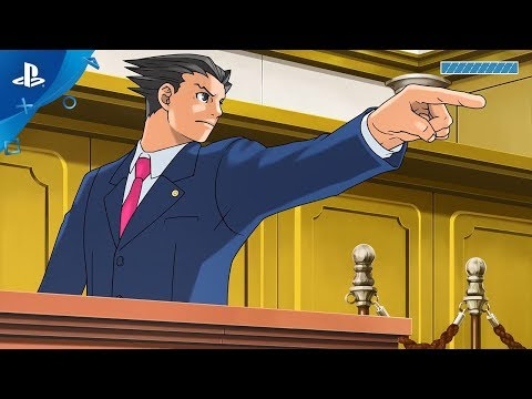 """Phoenix Wright: Ace Attorney Trilogy"": [Cooler Titel]"