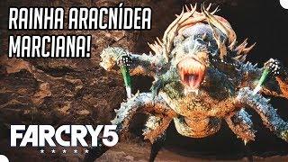 FAR CRY 5 LOST ON MARS #2 - Rainha Aracnídea Marciana Muito Perigosa! (PC Gameplay)