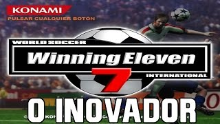 AQUECIMENTO PES 2016 - WINNING ELEVEN 7/PES 3 - NOVOS GRÁFICOS e PES SHOP