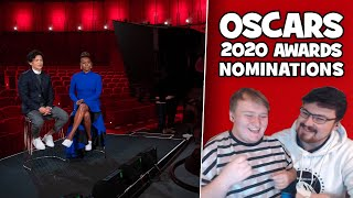 Oscars 2020 Nominations   Live Reactions!