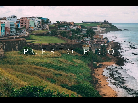 [4K] Puerto Rico - SAN JUAN - Crisis Island