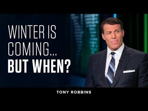 Winter is Coming…But When? | Tony Robbins Podcast